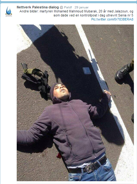 Mohammad Mubarak Twitter pic