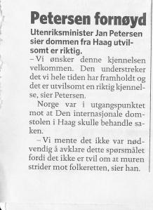 Dagbladet - Israel er en skurkestat_0003