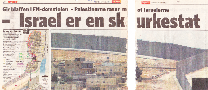 Israel er en skurkestat