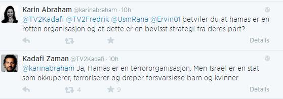Kadafi Zaman twitter