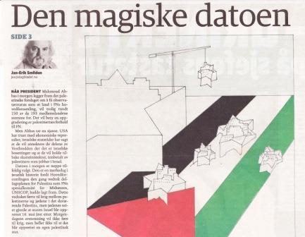 Dagbladet - Den magiske datoen